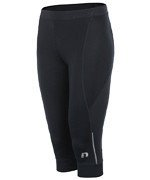 spodnie do biegania damskie 3/4 NEWLINE IMOTION KNEE TIGHTS / 10299-275