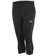 spodnie do biegania damskie 3/4 NEWLINE KNEE TIGHT / 80403-969