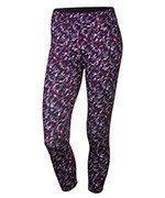 spodnie do biegania damskie 3/4 NIKE PRONTO ESSENTIAL CROP / 777168-556