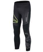 spodnie do biegania męskie REEBOK WINTER TIGHT / A99448