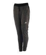 spodnie sportowe damskie ADIDAS COTTON FLEECE TAPERED PANTS / AX7578