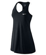 sukienka tenisowa NIKE PURE DRESS / 728736-010