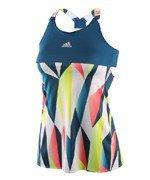 sukienka tenisowa dziewczęca ADIDAS PRO DRESS / AX9654