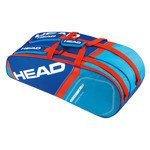 torba tenisowa HEAD CORE 6R COMBI / 283345 BLFL