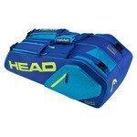 torba tenisowa HEAD CORE 6R COMBI / 283547 BLYW