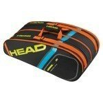 torba tenisowa HEAD CORE SUPERCOMBI / 283295 BKNE