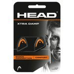 wibrastop HEAD XTRA DAMP black/orange / 285511or