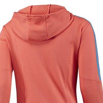 bluza do biegania damska ADIDAS RESPONSE ICON HOODIE / D79955