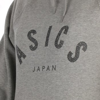 bluza do biegania damska ASICS LOGO KNIT HOODIE / 131454-0714