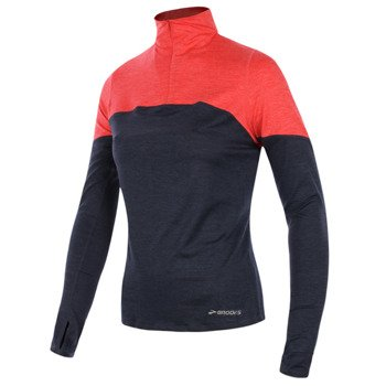 bluza do biegania damska BROOKS ESSENTIAL LONGSLEEVE 1/2 ZIP III / 220776985