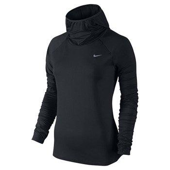 bluza do biegania damska NIKE ELEMENT HOODY / 685818-010
