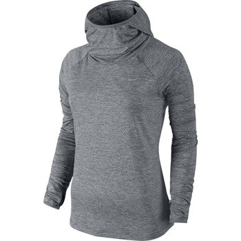 bluza do biegania damska NIKE ELEMENT HOODY / 685818-065