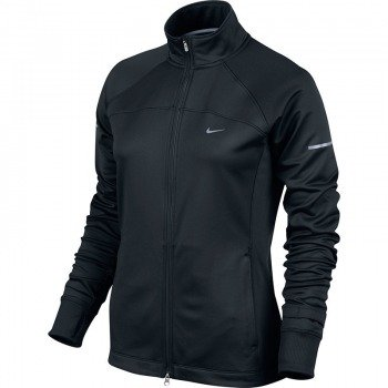 bluza do biegania damska NIKE ELEMENT THERMAL FULL ZIP / 547386-010