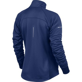 bluza do biegania damska NIKE ELEMENT THERMAL FULL ZIP / 547386-455
