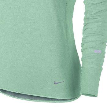 bluza do biegania damska NIKE SPRINT FLEECE PULLOVER / 627001-308
