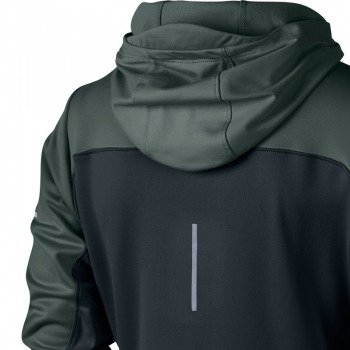 bluza do biegania damska NIKE THERMAL HOODY / 546047-011