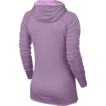 bluza do biegania damska NIKE WOOL HOODY / 619918-017