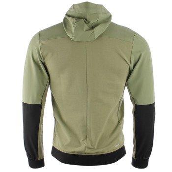 bluza do biegania męska ADIDAS WORKOUT FULL ZIP HOODY / AZ1289