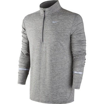 bluza do biegania męska NIKE DRI-FIT ELEMENT HALF ZIP / 683485-021