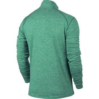 bluza do biegania męska NIKE DRI-FIT ELEMENT HALF ZIP / 683485-351