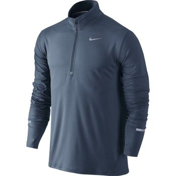 bluza do biegania męska NIKE DRI-FIT ELEMENT HALF ZIP / 683485-460