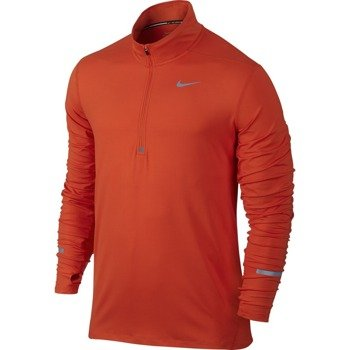 bluza do biegania męska NIKE DRI-FIT ELEMENT HALF ZIP / 683485-891