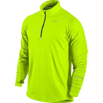 bluza do biegania męska NIKE ELEMENT 1/2 ZIP / 504606-703