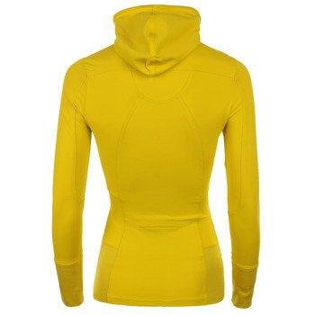 bluza sportowa Stella McCartney ADIDAS PERFORMANCE HOOD LONGSLEEVE / M60317