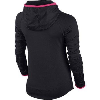 bluza sportowa dziewczęca NIKE PRO HYPERWARM 3.0 1/2 ZIP / 622110-010