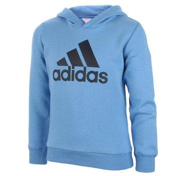 bluza tenisowa chłopięca ADIDAS ESSENTIALS LOGO HOODIE / S23197