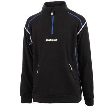 bluza tenisowa chłopięca BABOLAT POLAIR TRAINING ESSENTIAL FLEECE