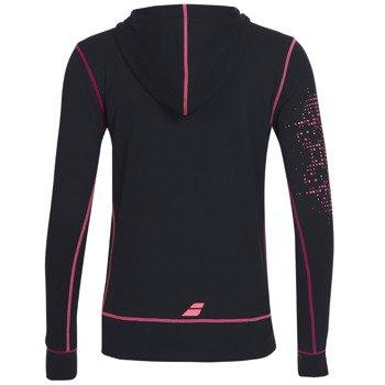 bluza tenisowa damska BABOLAT SWEAT MATCH PERFORMANCE / 41S1507-115