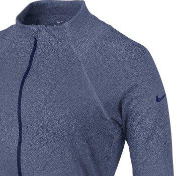 bluza tenisowa damska NIKE BASELINE 1/2 ZIP TOP / 546075-491
