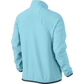 bluza tenisowa damska NIKE WOVEN FULL ZIP JACKET / 546247-417