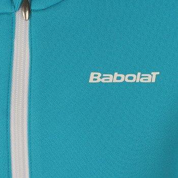 bluza tenisowa dziewczęca BABOLAT SWEAT MATCH PERFORMANCE / 42S1446-111
