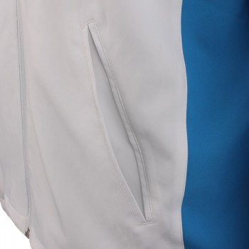bluza tenisowa męska HEAD HARTLEY ALL SEASON JACKET / 811193 WHBL