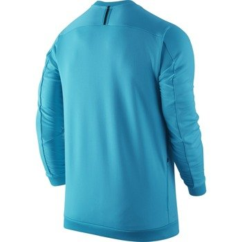 bluza tenisowa męska NIKE COURT CREW / 728995-418