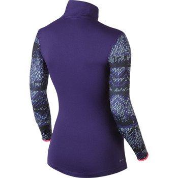 bluza termoaktywna damska NIKE PRO HYPERWARM NORDIC HALF-ZIP / 649089-547