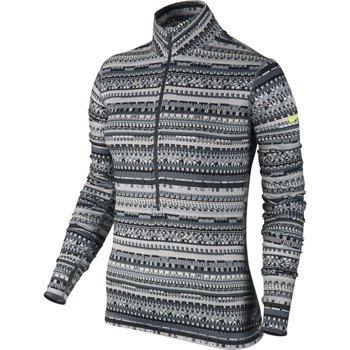bluza termoaktywna damska NIKE PRO WARM 8 BIT HALF-ZIP / 685681-065