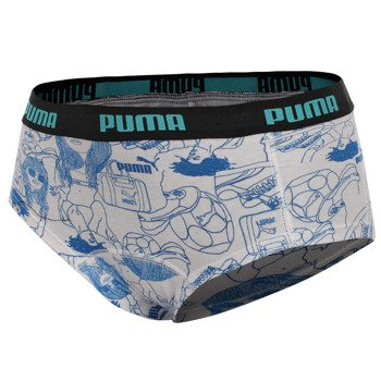 bokserki damskie PUMA DRAWING MINI SHORT 2szt. / 523655001