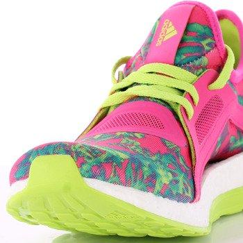 buty do biegania damskie ADIDAS PUREBOOST X / AQ6691