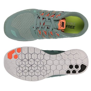 buty do biegania damskie NIKE FREE 5.0 / 642199-003