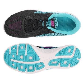 buty do biegania damskie NIKE REVOLUTION 3 / 819303-004