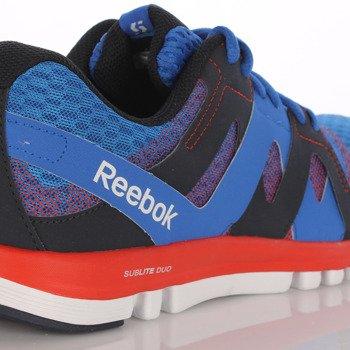 buty do biegania męskie REEBOK SUBLITE DUO FLOW