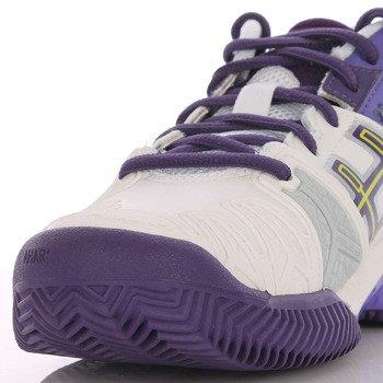 buty tenisowe damskie ASICS GEL- RESOLUTION 5 CLAY / E352Y-0133