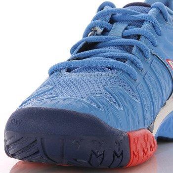 buty tenisowe damskie ASICS GEL-RESOLUTION 6 / E550Y-4701