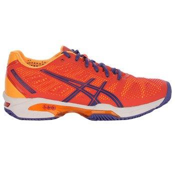 buty tenisowe damskie ASICS GEL-SOLUTION SPEED 2 CLAY / E451Y-0633