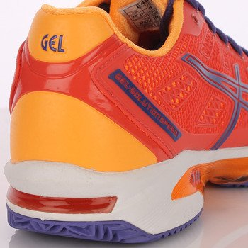 buty tenisowe damskie ASICS GEL-SOLUTION SPEED 2 CLAY / E451Y-0633