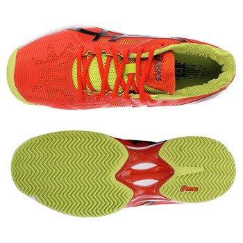 buty tenisowe męskie ASICS GEL-SOLUTION SPEED 3 CLAY / E601N-0990