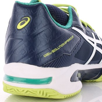 buty tenisowe męskie ASICS GEL-SOLUTION SPEED 3 CLAY / E601N-5001